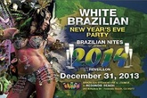 White Brazilian New Year's Eve Party - Party | Holiday Event | Concert in Los Angeles.