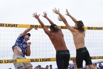 The Manhattan Beach 6-Man - Party | Volleyball in Los Angeles.