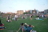 The Williamsburg Waterfront - Concert Venue in New York.