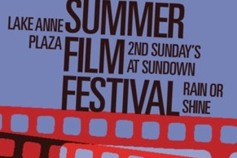 Lake Anne Plaza Summer Film Festival - Film Festival | Movies | Outdoor Event in Washington, DC.
