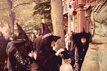 SOWA Open Market Halloween - Costume Party | Flea Market | Holiday Event | Shopping Event in Boston.