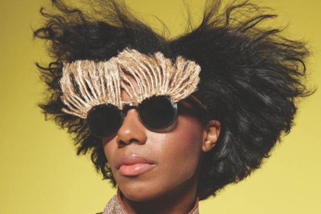 Photo of Santigold