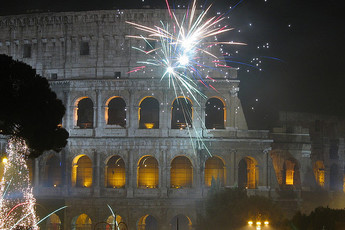 La Festa di San Silvestro - Holiday Event in Rome.