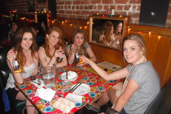 Globespotting: Girls Night Out - 10 of 11