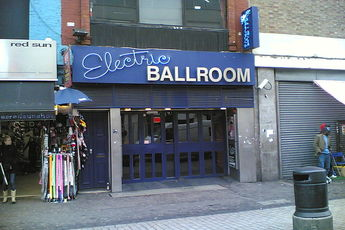 Electric Ballroom - Concert Venue in London.