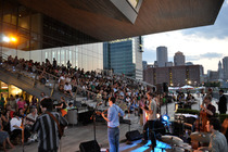 Harborwalk Sounds - Concert in Boston.