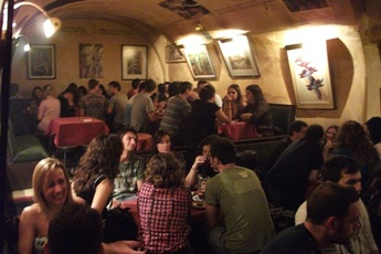 Las Cuevas de Sésamo - Bar | Lounge in Madrid.