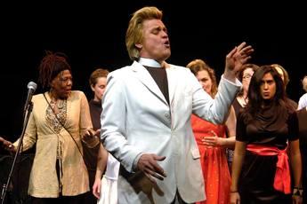 Dream Up Festival - Theatre Festival in New York.