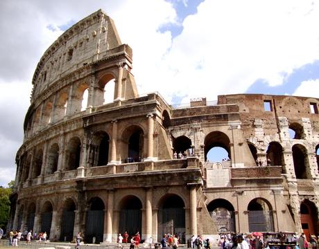 Monti, Rome.