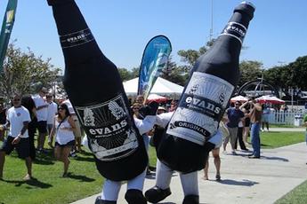 Taste of Brews 2014 - Beer Festival in Los Angeles.