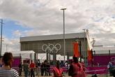 Olympic Stadium - Stadium in London.
