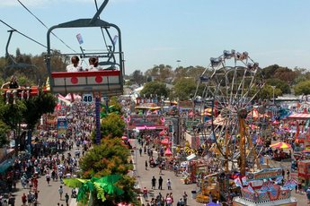 The OC Fair - Comedy Show | Concert | Food & Drink Event | Sports in Los Angeles.