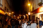 Rue de Lappe - Nightlife Area in Paris
