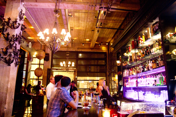St. Felix (Hollywood) - Bar | Lounge | Restaurant in Los Angeles.