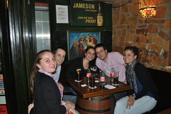 Flann O'Brien - Irish Pub in Barcelona.