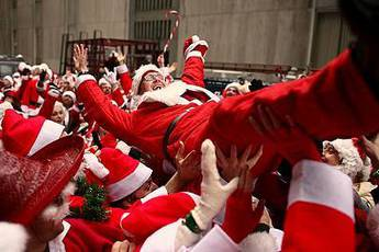 SantaCon: Berlin - Conference / Convention | Holiday Event | Parade in Berlin.