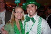 St. Patrick's Day at the Irish Bank - Party | Holiday Event in San Francisco.
