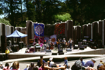 Jerry Garcia Amphitheater  - Amphitheater | Concert Venue in San Francisco.