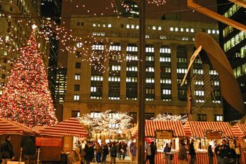 Christkindlmarket Chicago - Food & Drink Event | Holiday Event | Shopping Event | Festival in Chicago.