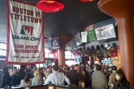 Game On! - Sports Bar in Boston.