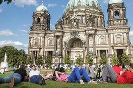 Summer Solstice 2018 in Berlin
