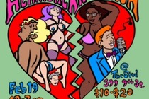 Heartbreak Brunch - Burlesque Show | Performing Arts | Dance Performance in San Francisco.