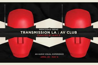 Transmission LA: AV Club - Arts Festival | Food & Drink Event | Screening | Music Festival in Los Angeles.
