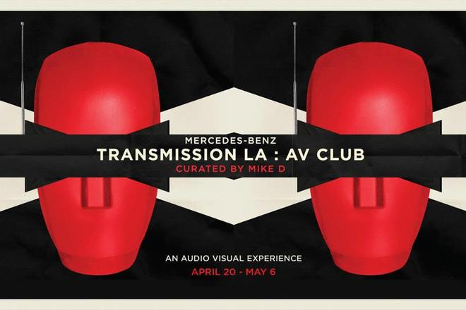 Photo of Transmission LA: AV Club