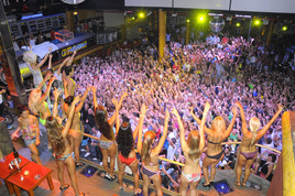 Amnesia - Club in Ibiza.