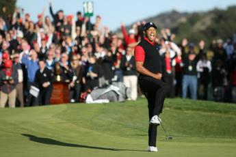 World Challenge - Golf in Los Angeles.