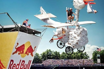 Image result for Red Bull Flugtag