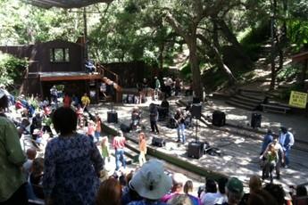 Topanga Blues Festival - Music Festival in Los Angeles.