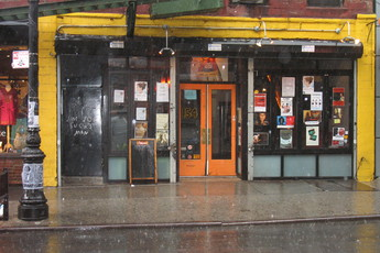 Living Room Jazz Club New York copyright licensing Waiting for
