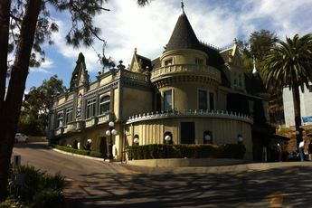 Magic Castle - Bar   Historic Restaurant   Landmark   Theater in Los Angeles.