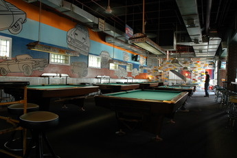 Carpool - Pool Hall | Sports Bar in Washington, DC.
