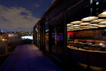 Catch Roof Meatpacking District New York Party Earth