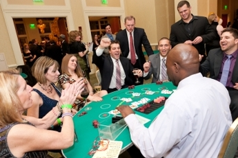 Cystic Fibrosis Foundation Casino Royale - Benefit / Charity Event | Gaming Event in Boston.