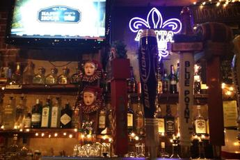 Mardi Gras at the Delta Grill - Food & Drink Event | Holiday Event in New York.