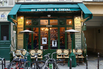Le Petit Fer à Cheval - Bar | Restaurant in Paris.