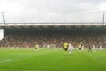 Vicarage Road (Watford, UK) - Stadium in London.