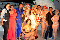 Red Hots Burlesque Show at Beatbox - Burlesque Show | Performing Arts | Dance Performance in San Francisco.