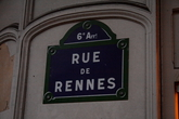 Rue de Rennes - Outdoor Activity | Shopping Area in Paris