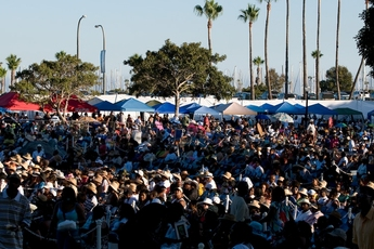 Long Beach Jazz Festival  Address