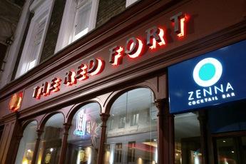 Zenna - Cocktail Bar | Lounge in London.