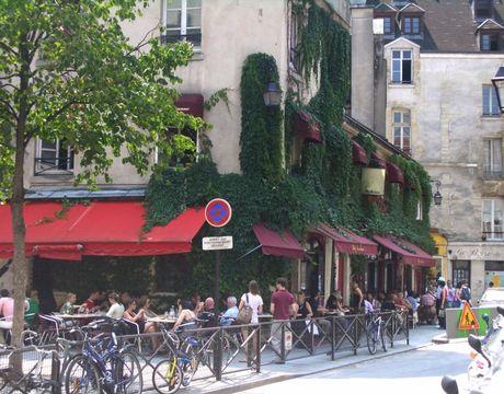 Marais - 3eme / 4eme, Paris.