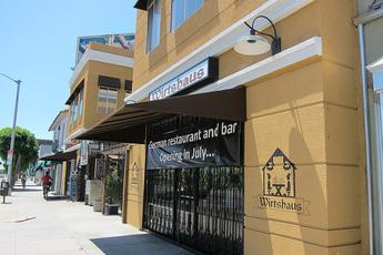 Wirtshaus LA - German Restaurant   Pub in Los Angeles.