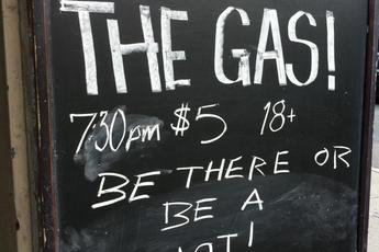 The Gas at Great Scott - Stand-Up Comedy in Boston.