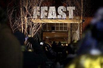 Feast - Food Festival in London.