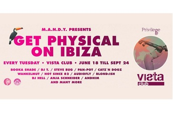 Get Physical at Privilege Ibiza - DJ Event | Club Night in Ibiza.