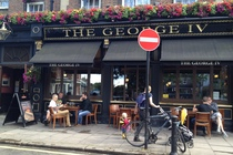 George IV - Beer Garden | Comedy Club | Pub in London.